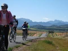 Sport: mountainbiken in Zuid Afrika