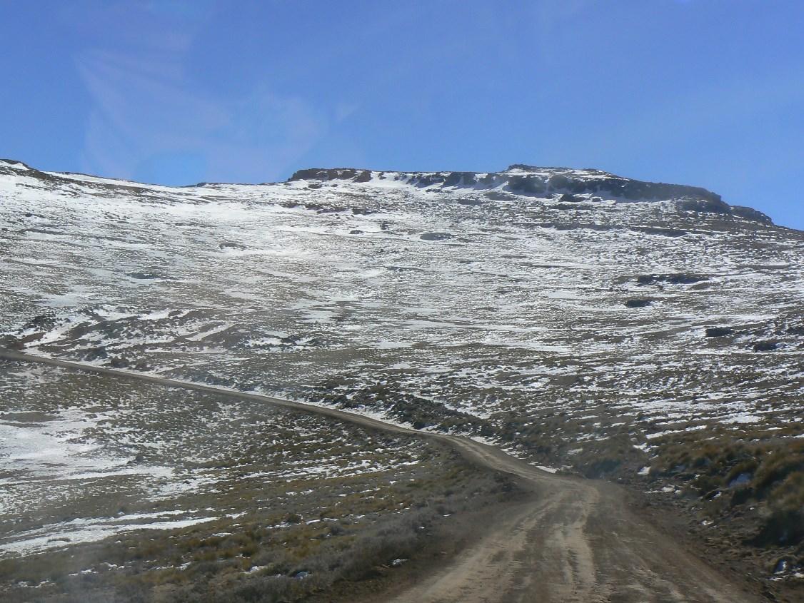 Maak een uitstapje naar Lesotho via de Sani Pass